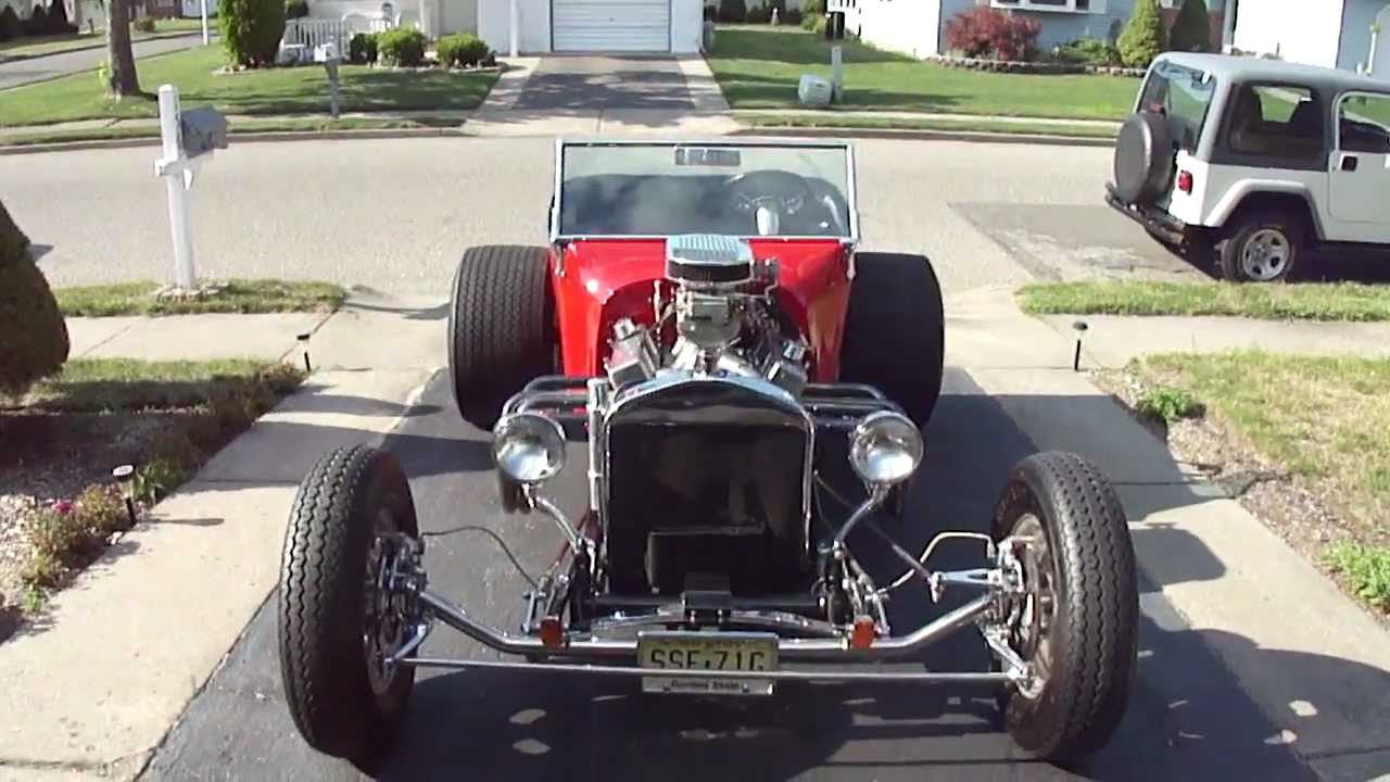 1923 Ford Model T Bucket - For Sale - New Jersey - YouTube