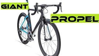 Giant Propel, Advanced, Pro, SL Range - Aero Race Road Bikes. Buyer's Guide