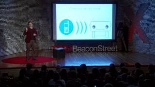 Blab droids -- self-learning social cloud robots: Alex Reben at TEDxBeaconStreet