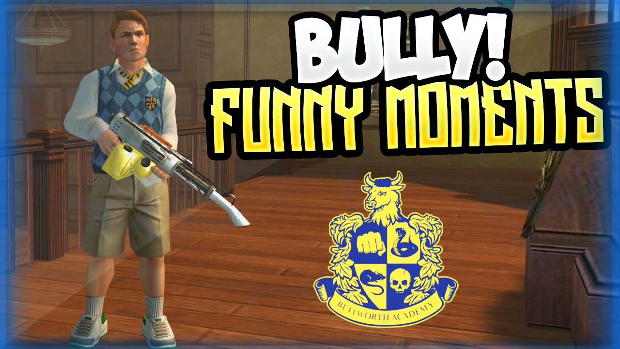 bully gta in school gang wars new weapons funny moments bully