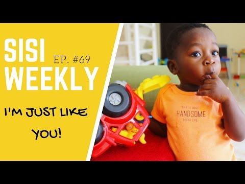 "LIFE IN LAGOS, NIGERIA : SISI WEEKLY EP #69 ""I'M JUST LIKE YOU"""