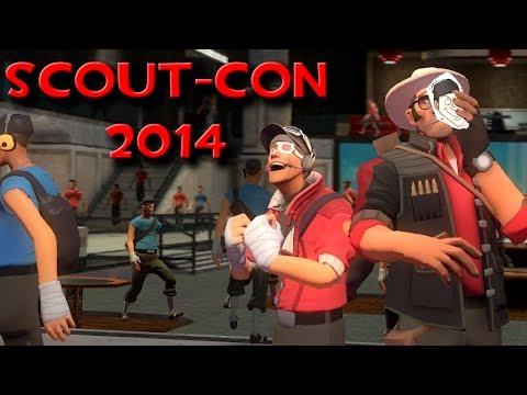 Scout Con 2014