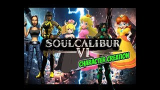 soulcalibur vi character creation - Video Search Results