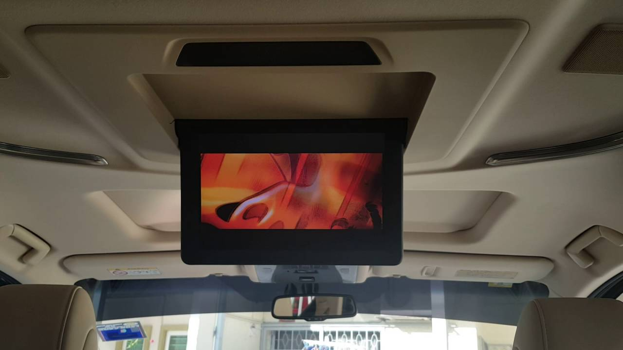 VELLFIRE 2015 JBL Conversion android SYSTEM