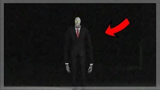 We saved ROBLOX from slender man