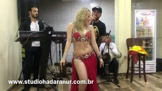 Download Video Mawood and Kariet el Fingen - Hadara Nur Bellydancer MP3 3GP MP4