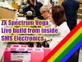 The Sinclair ZX Spectrum Vega: On the Production Line at SMS Electronics