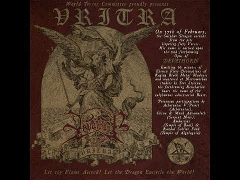 Devathorn - Vritra [Full Album - HD - Official]