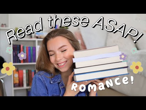 Let's talk about romance books you need to read ♡