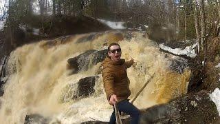 GoPro: водопад