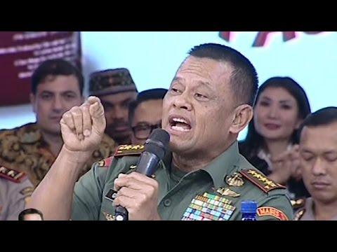 Panglima TNI: Saya Lebih Baik Jadi Tumbal dalam Tugas dari pada Jadi Presiden Mp3