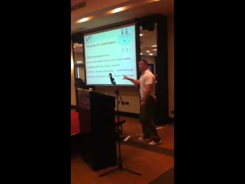 Eoin Lacey ISSN 2011 pt 1