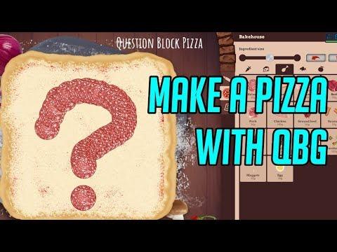 QBG Plays- Pizza Connection 3 Pizza Creator |