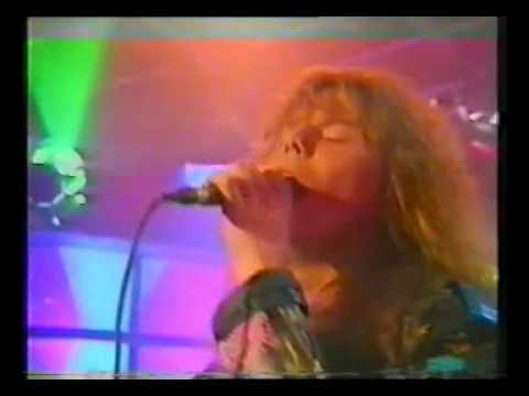 EUROPE - I'll Cry For You on TV in 1991