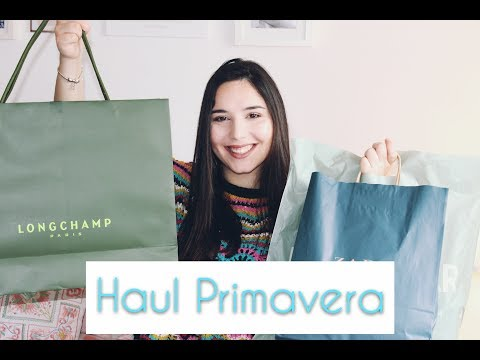 TRY ON Haul de Primavera | Mónica Rodrigues