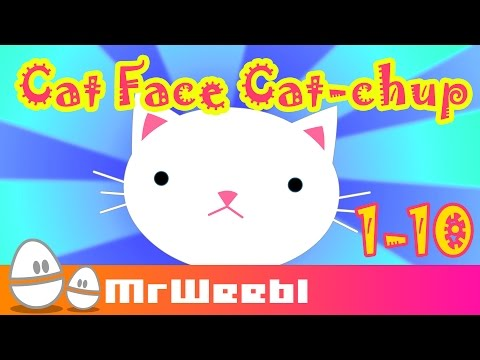 Cat Face | Cat Chup | Episodes 1-10