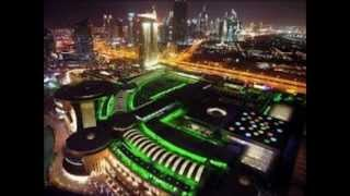awesome things and buildings in Dubai