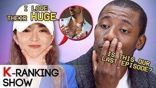 TOP5 Things Korean Girls Find HOT about Foreign Guys|K-ranking Show