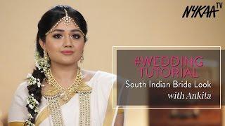 South Indian Bridal Makeup Tutorial |.