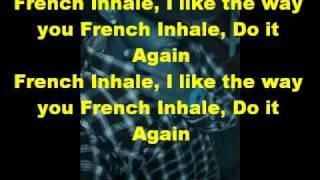 Wiz Khalifa - French Inhale (Lyrics)