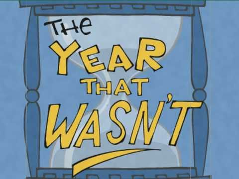 The Year That Wasn't