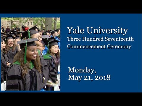 Three Hundred Seventeenth Commencement Ceremony
