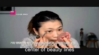 [English Sub]Get it Beauty Self How to Cover your Dark Circles with Makeup Thumbnail
