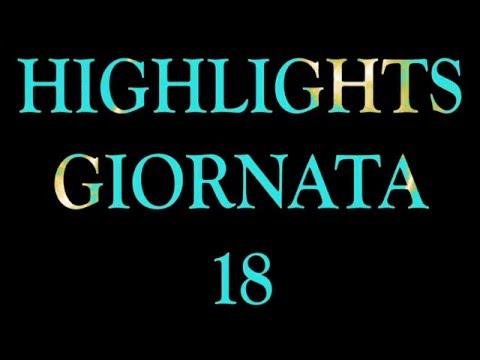 Highlights Zivido - Leone XIII - Giornata 18 (No Musica)