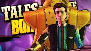 CATCH A RIDE! | Tales From The Borderlands - Episode 4 - Escape Plan Bravo