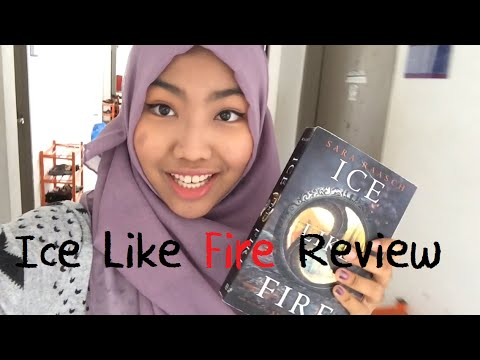 Ice Like Fire by Sara Raasch Review | prettybookish