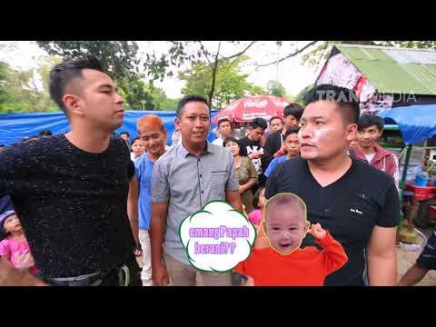 JANJI SUCI - Selagi Gigi Syuting, Raffi Main-Main Sama Anaknya (21/10/17) Part 1