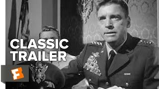 Seven Days In May (1964) Official Trailer - Burt Lancaster, Kirk Douglas Conspiracy Movie HD