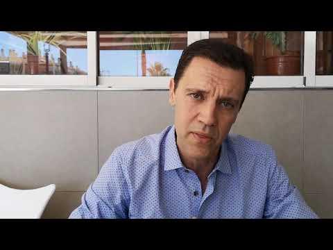 José Luis Jiménez (VOX) pide el voto a los alhaurinos para las elecciones del 26-M