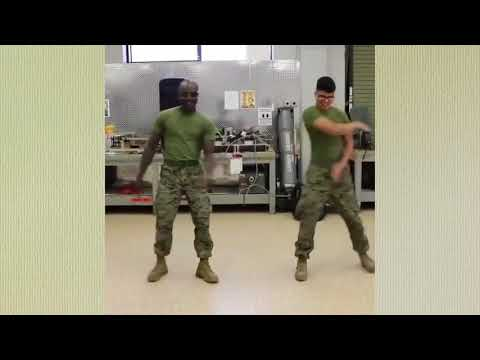 US Soldiers Dancing To Akwaaba - GuiltyBeatz x Mr Eazi x Patapaa X Pappy Kojo