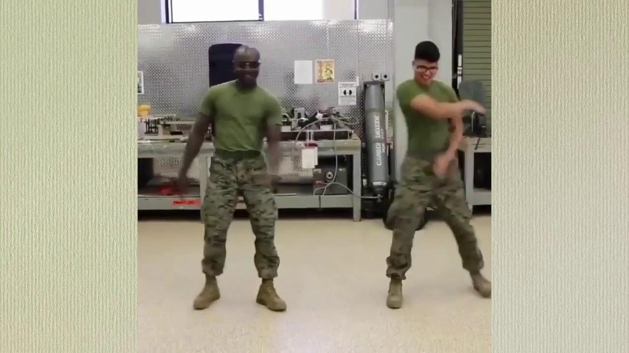 Download US Soldiers Dancing To Akwaaba - GuiltyBeatz x Mr Eazi x Patapaa X Pappy Kojo