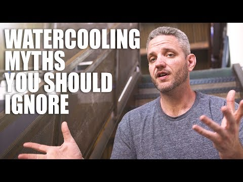 5 Watercooling Myths You Shouldn't Believe