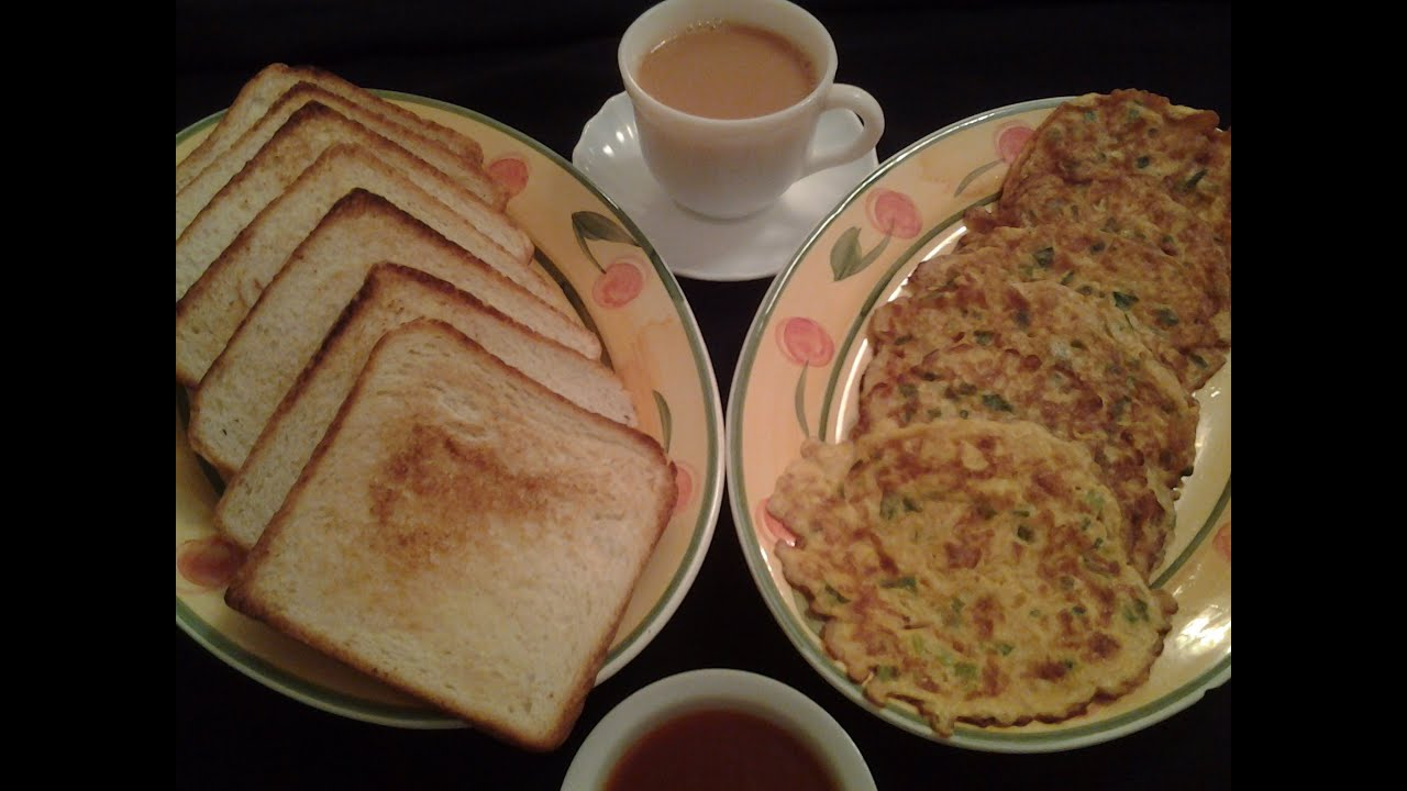 Cheese Omelette (For Breakfast) in Urdu/Hindi by Azra ...