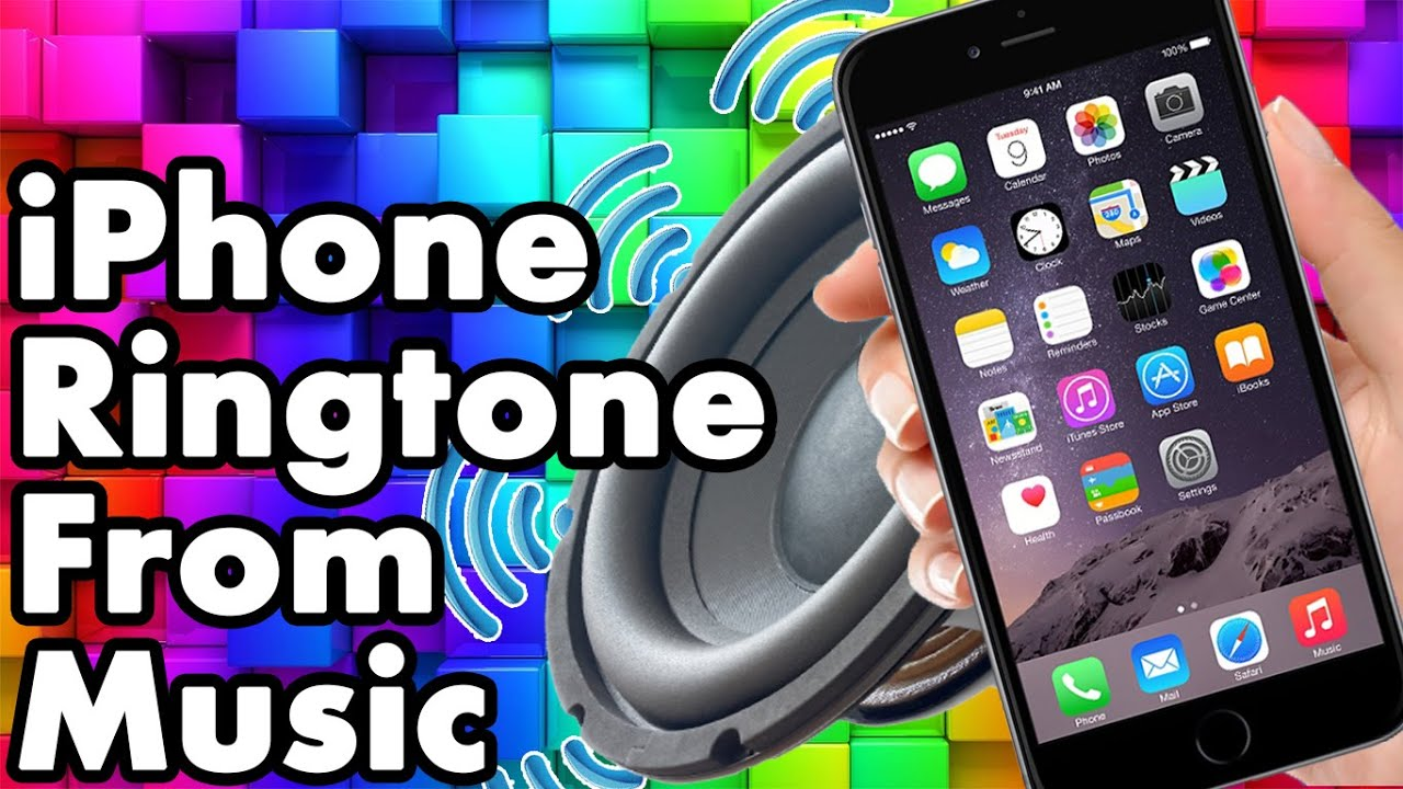 free ringtone songs for iphone make song an iphone ringtone from your own with 8190