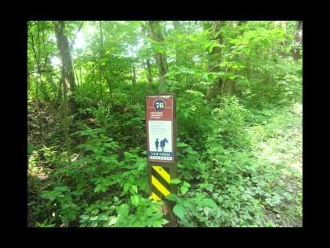 I&M Canal Trail Bike Ride 2012 - Seneca to Utica