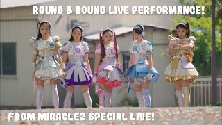 Miracle2 from Idol x Warrior Miracle Tunes Round and Round Live Performance (From special Live)