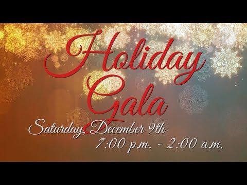 GCC 2017 Holiday Gala Promo