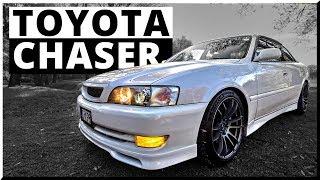 Toyota Chaser 2,5 1JZ - Skyline dla każdego