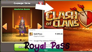 unlocking gladiator queen | purchase gold pass season may 2019 | 1 may 2019