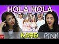 """KARD """"Hola Hola"""" • Fomo Daily Reacts"""