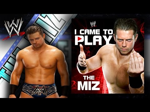 WWE: I Came To Play The Miz Hollywood Intro Theme Song + AE Arena Effect
