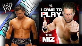 "WWE: ""I Came To Play"" (The Miz) [Hollywood Intro] Theme Song + AE (Arena Effect)"