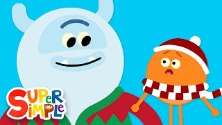 Cover images The Bumble Nums Make A Crunchy Christmas Cookie | Christmas Special!