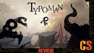 TYPOMAN REVISED – PS4 REVIEW