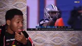 COWBOYS VS GIANTS WEEK 14 NFL GAME HIGHLIGHTS REACTION