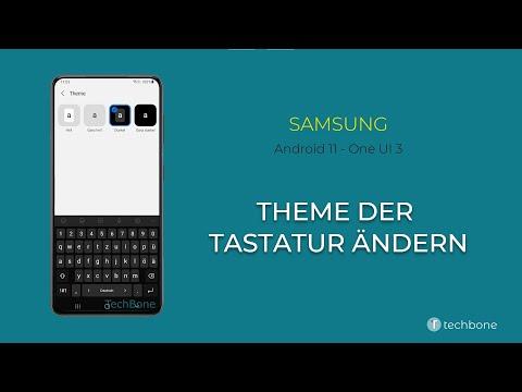 Theme der Samsung
